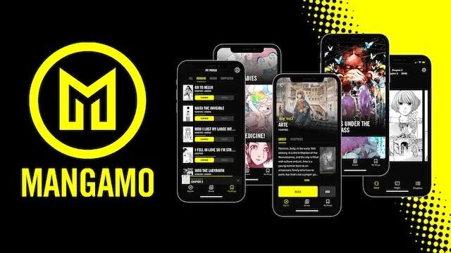 Mangamo - App Manga planeia versão Android