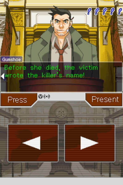 Phoenix Wright: Ace Attorney – Análise