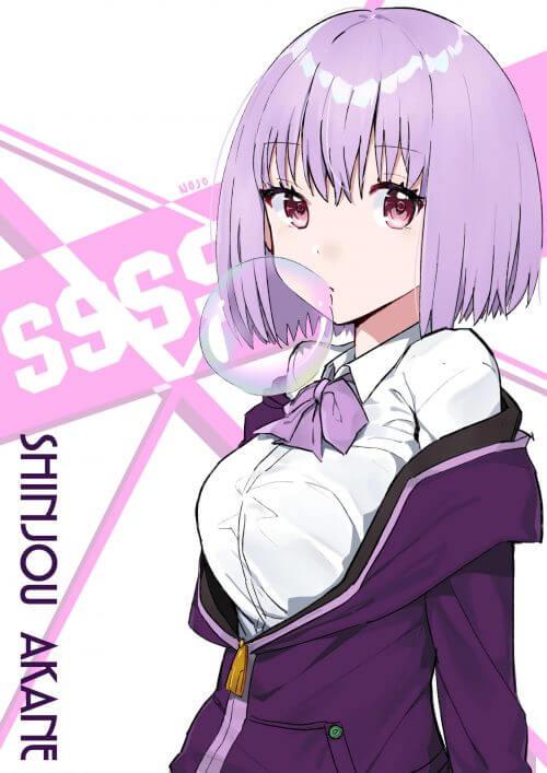 SSSS.Gridman Manga - Spinoff sobre Akane Cancelado