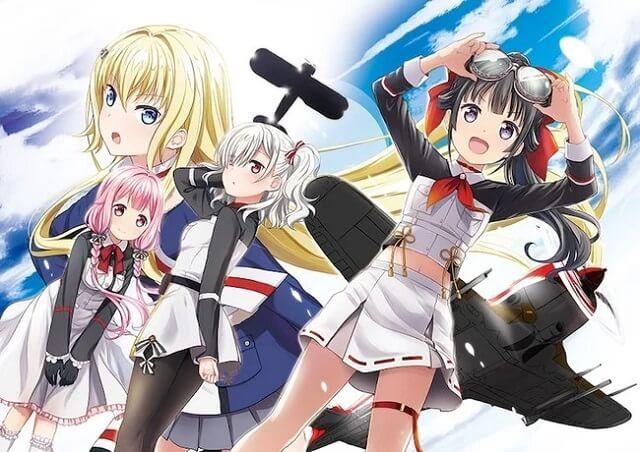 Senyoku no Sigrdrifa - Anime recebe Novo Vídeo Promocional