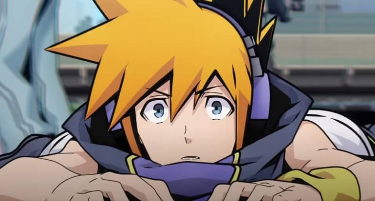 THE WORLD ENDS WITH YOU – ANIME RECEBE VÍDEO PROMOCIONAL