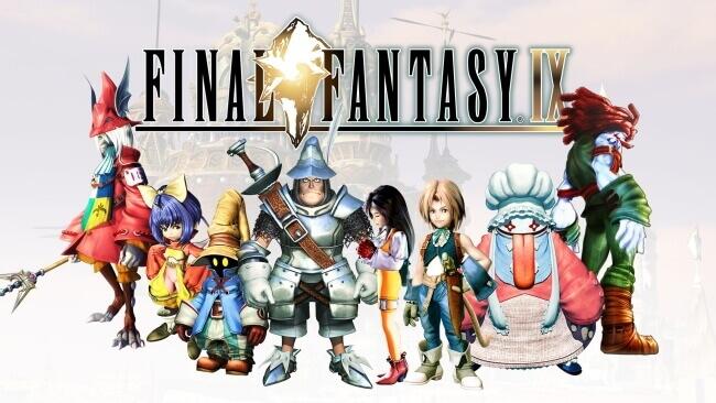 final fantasy ix team