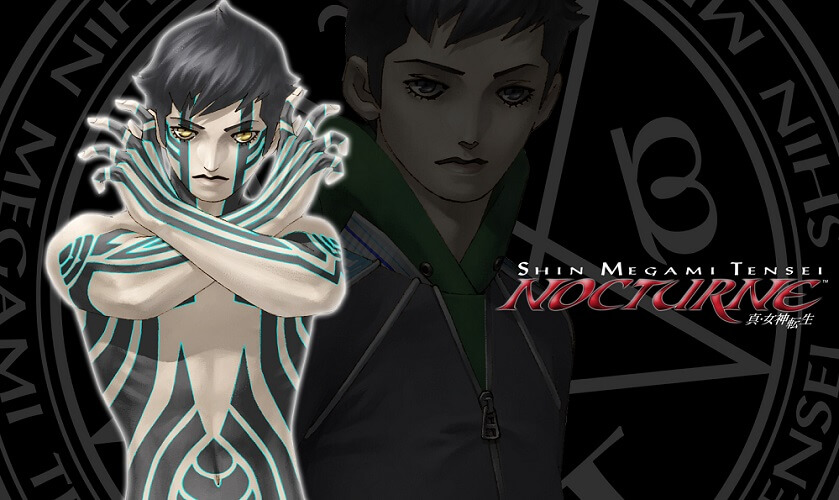 Shin Megami Tensei III: Nocturne HD - Jogo revela Dante