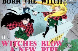 BURN THE WITCH - Volume 1 do manga listado para Outubro