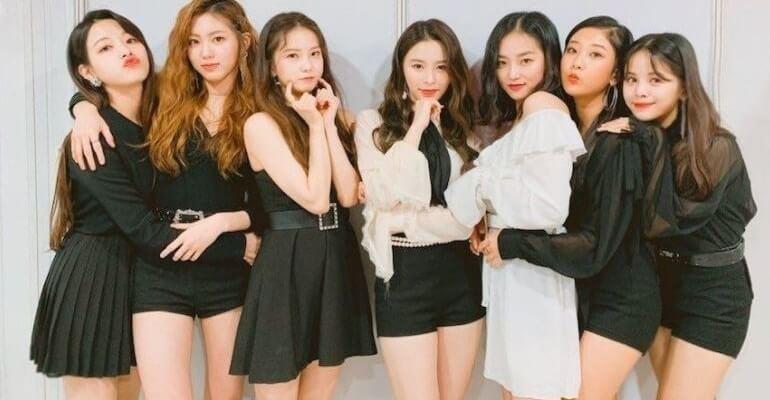 """CLC farão comeback em Setembro 2020 CLC atuam a sua faixa """"Helicopter"""" no Weekly Idol"""