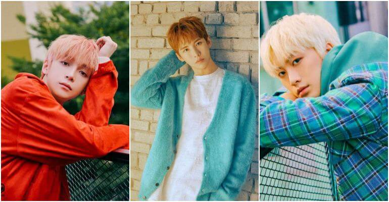 LUCENTE Moonseong, Hero e Z.Hoo Your Difference