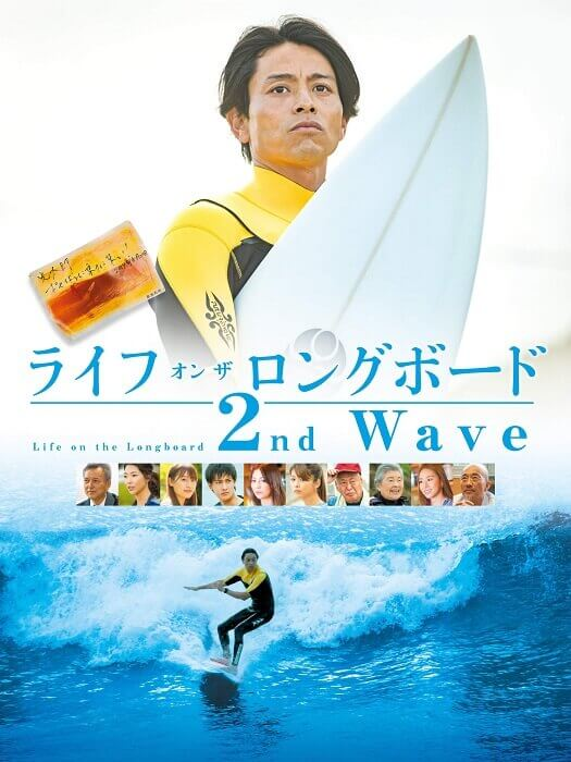 Life on the Longboard 2nd Wave 2019_ciclo cinema Museu do Oriente poster oficial