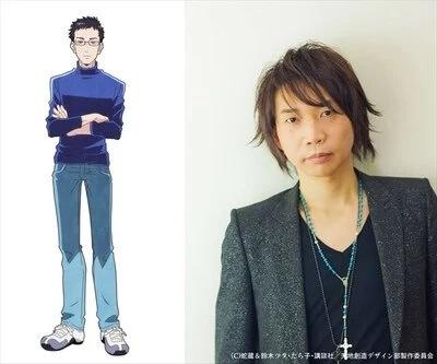 Tenchi Sōzō Design-bu - Novo Teaser revela mais Elenco