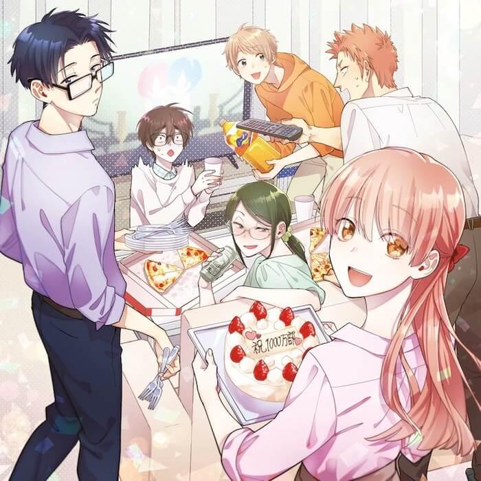 Wotakoi anuncia novo Episódio Anime!