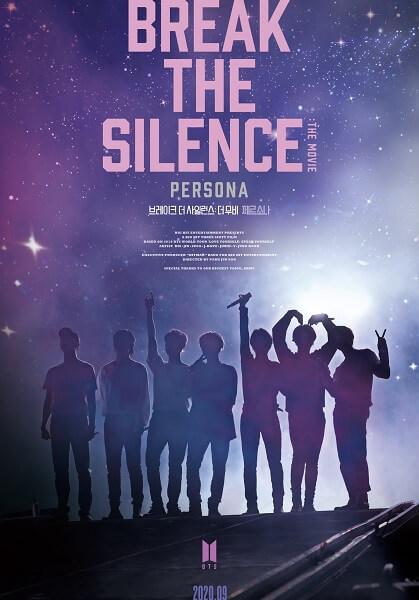 """Break The Silence: The Movie"" - Estreia Revelada"