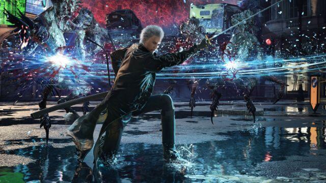 Devil May Cry 5 – Edição Especial Revelada