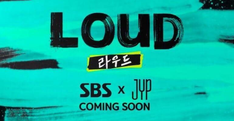 JYP e SBS lançam Teaser para projeto LOUD
