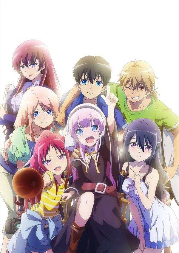 Kami-sama ni Natta Hi - Anime Original introduz mais personagens