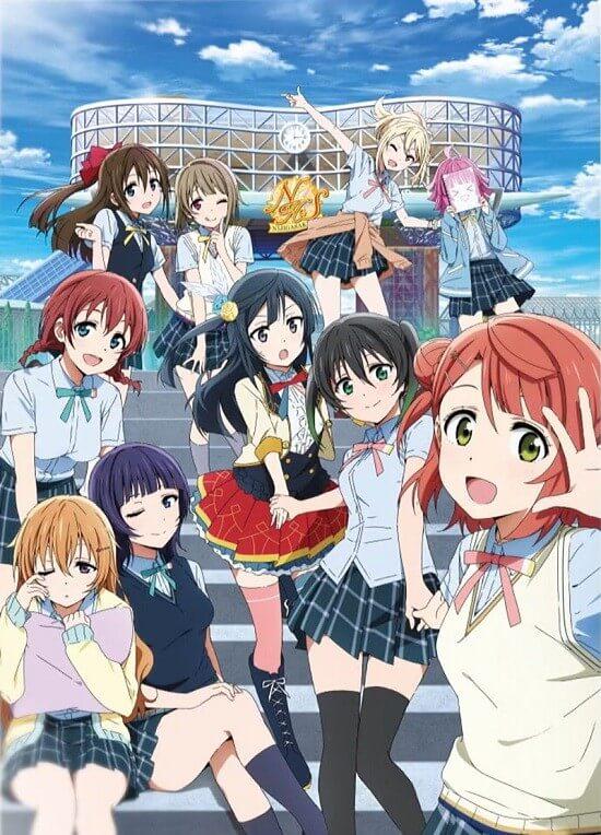 Love Live! - Novo Anime revela Dia de Estreia