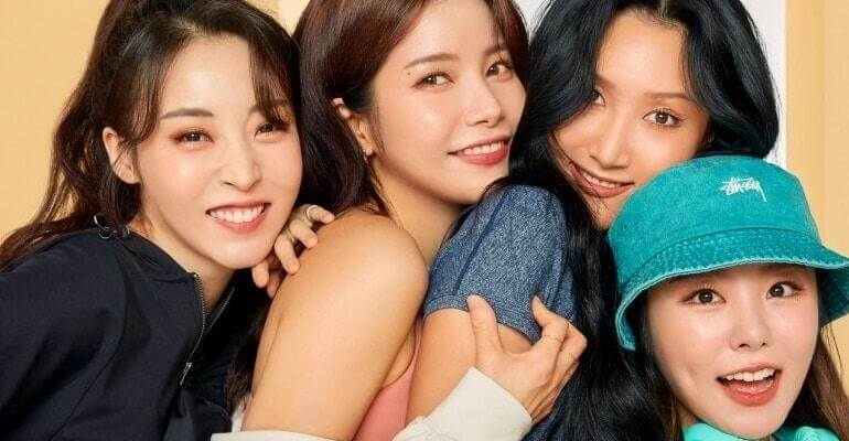 "MAMAMOO vão lançar o single ""Wanna Be Myself"""