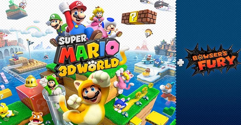 Super Mario 3D World + Bowser's Fury anunciado para a Switch