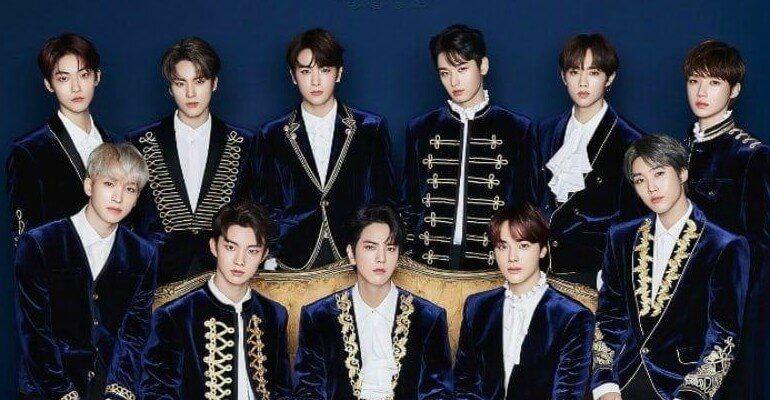 The Boyz anunciam Comeback e revelam Novo Logo