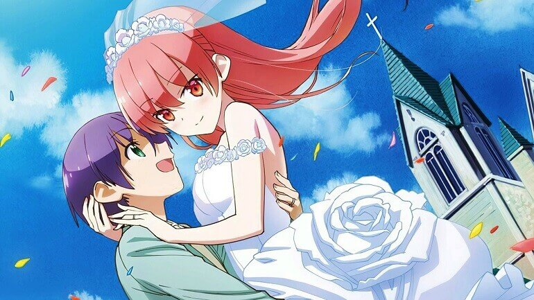 TONIKAKU KAWAII – ANIME REVELA NOVOS MEMBROS DO ELENCO