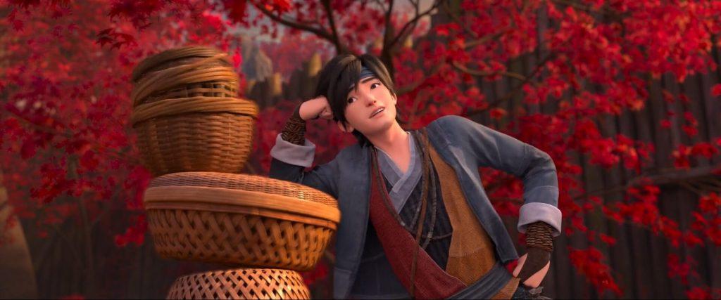 Filme Anime White Snake - Xuan