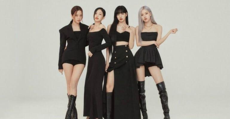 BLACKPINK tornam-se no 1º GG Million Seller com THE ALBUM