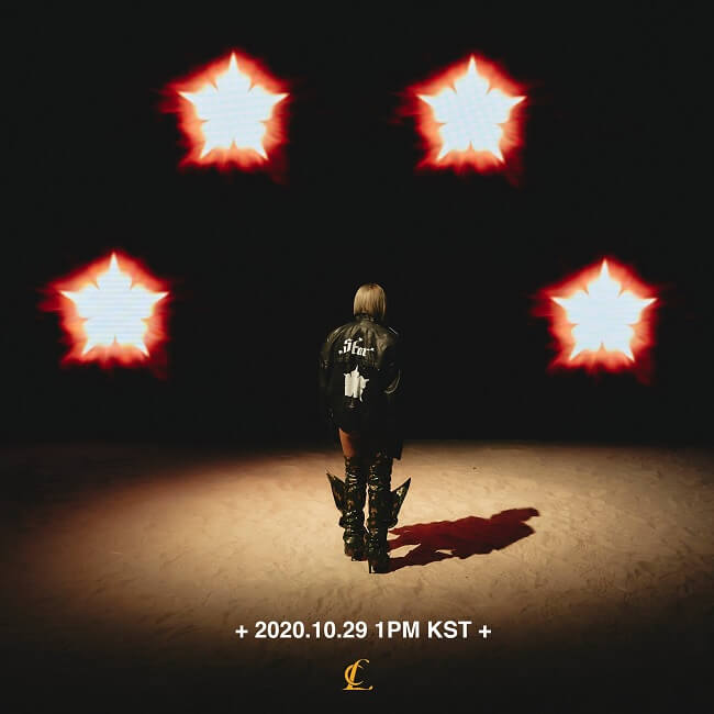 CL anuncia Data de Comeback em Outubro 2020 e lança Teaser