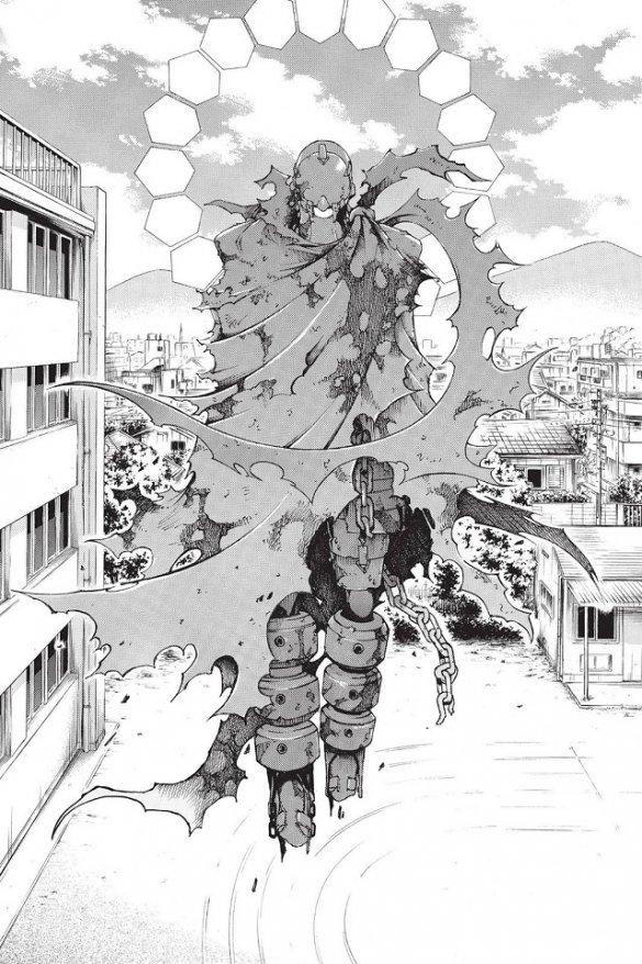Red Man first appperance deadman wonderland manga