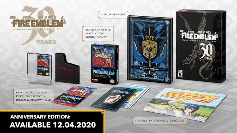 Fire Emblem - Primeiro jogo da franquia chega ao Ocidente