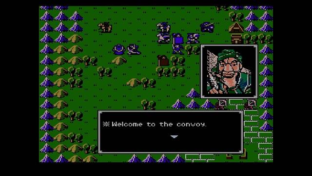 Fire Emblem: Shadow Dragon & the Blade of Light screenshot gameplay 2