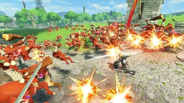 Hyrule Warriors: Age of Calamity revela 22 minutos de gameplay