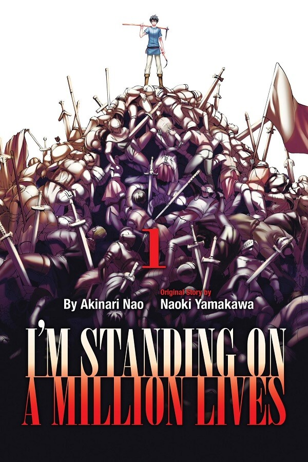 I'm Standing on a Million Lives - Anime impulsiona vendas do Manga