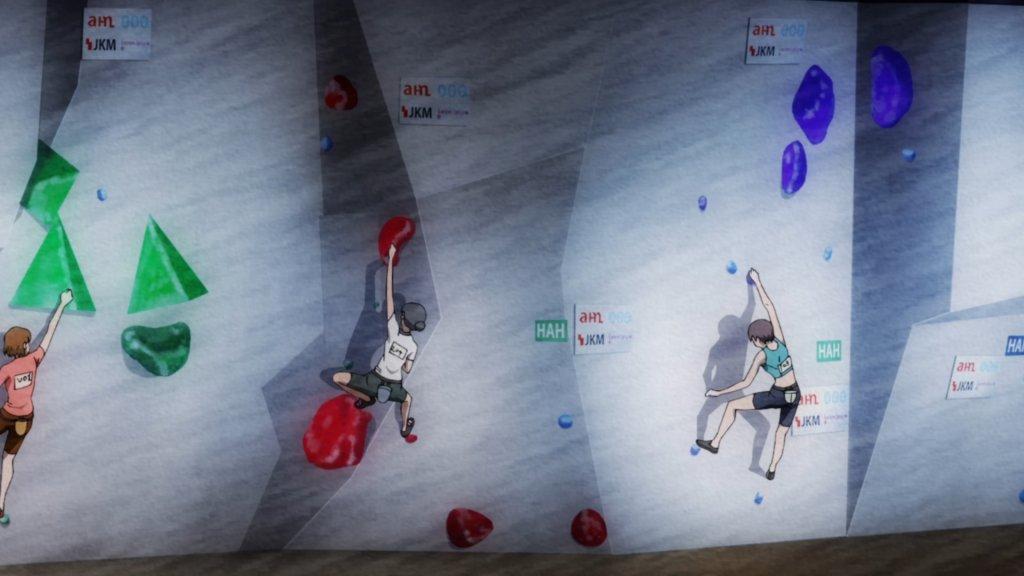 Sport Climbing Girls - Tipos de escalada
