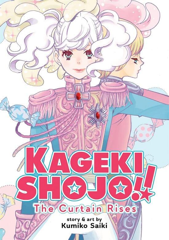 Kageki Shoujo!! - Manga listado com Anime em 2021
