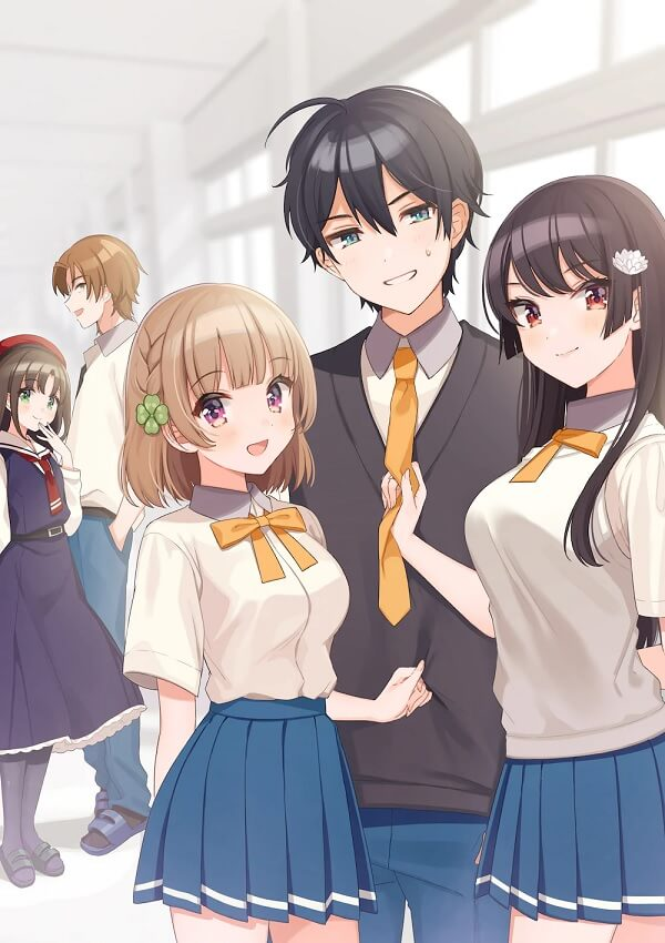 Osananajimi ga Zettai ni Makenai Love Come - Light Novels recebem Anime