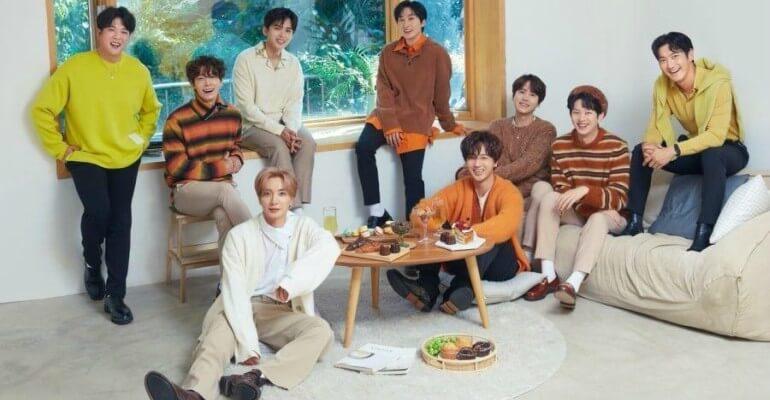 Super Junior anunciam 10º Álbum Completo