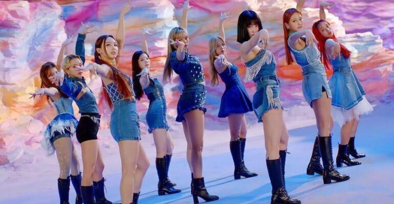 TWICE lançam MV para I CAN'T STOP ME