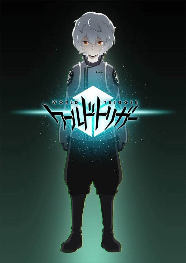 World Trigger – Novo Anime revela Poster Promocional | World Trigger - Nova temporada recebe Teaser
