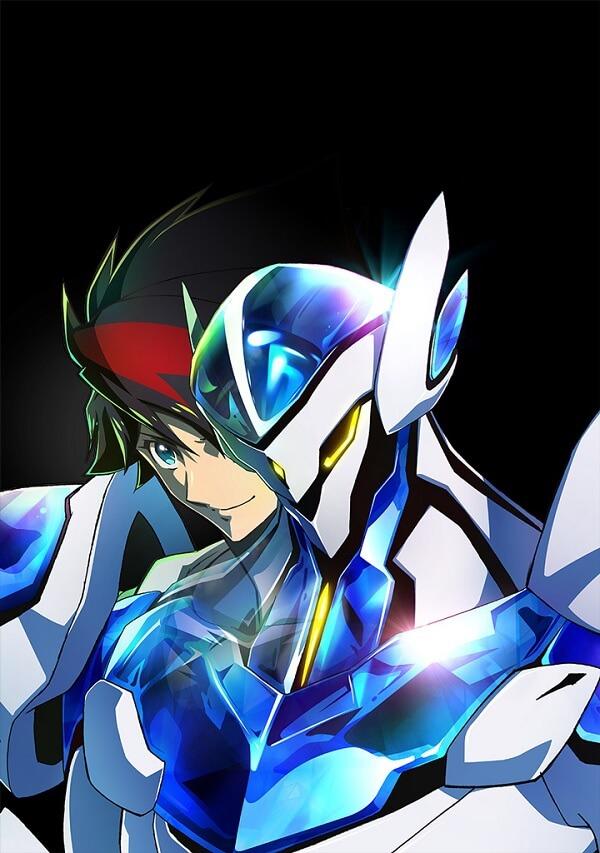 Back Arrow - Anime original revela Estreia