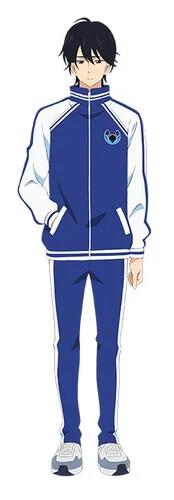Bakuten!! - Revelado Anime Original de Ginástica Rítmica
