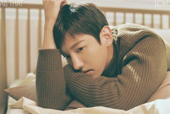 "Changmin dos TVXQ lança MV para ""All That Love"""