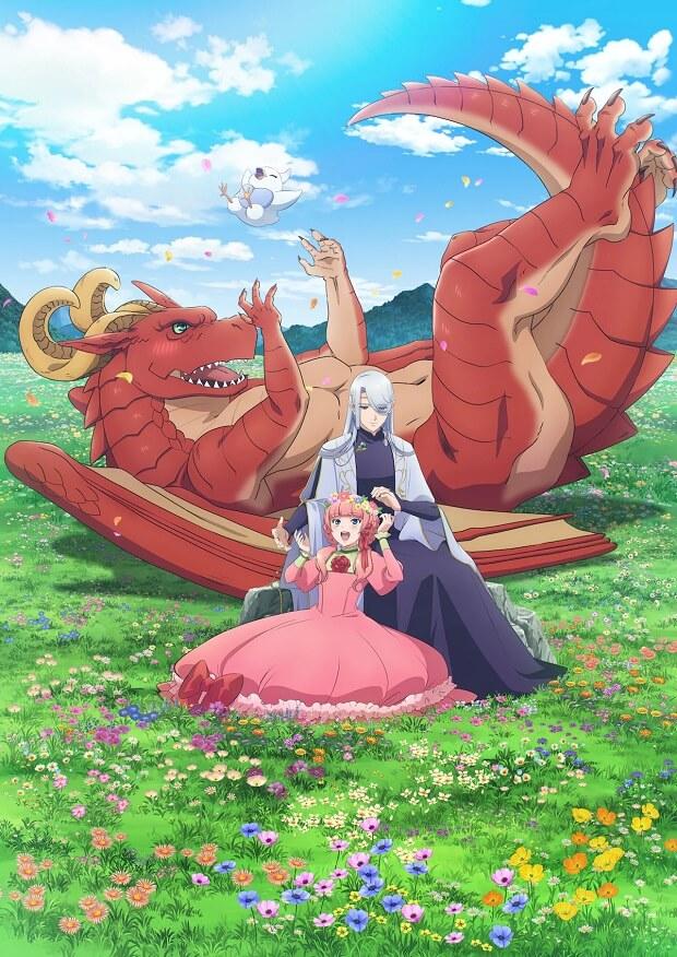 Dragon Ie wo Kau - Anime revela Estreia em 2.º Vídeo Promo