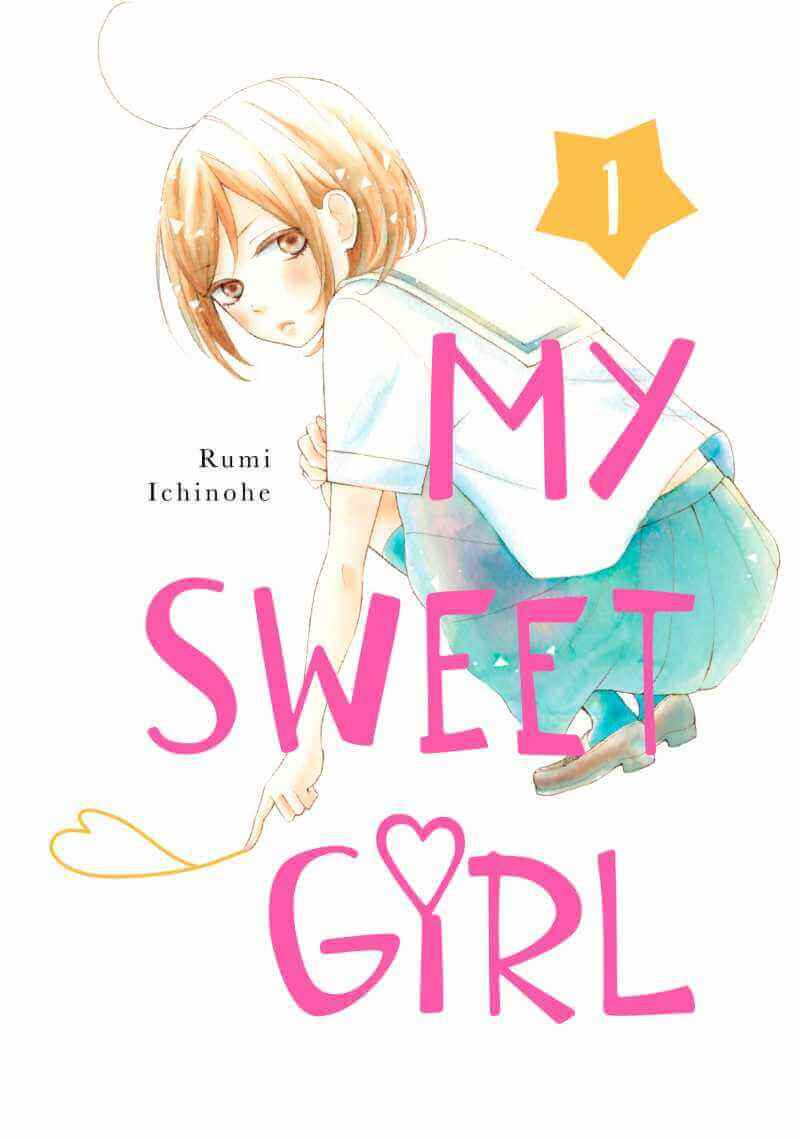 My Sweet Girl - Manga termina no Volume 13