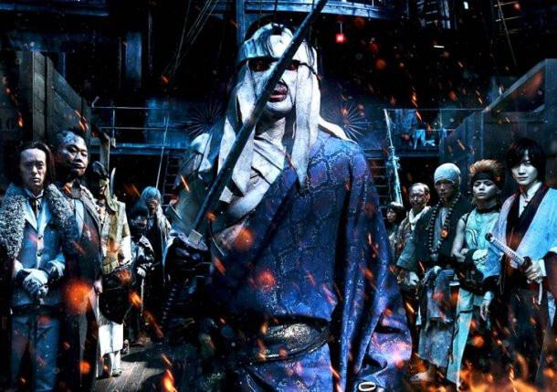 Fotos novos Live-Actions Rurouni Kenshin - Makoto Shishio