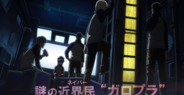 WORLD TRIGGER – NOVA TEMPORADA REVELA TRAILER