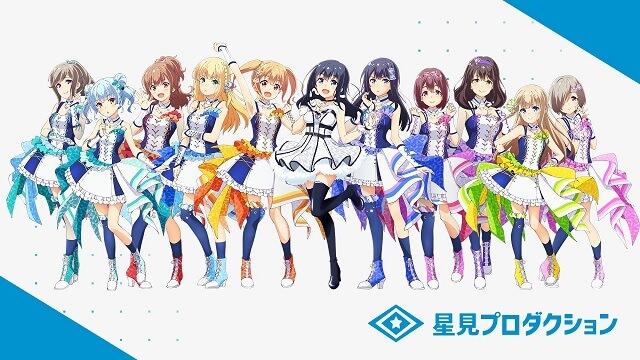 Idoly Pride - Projeto anime de ídolos recebe Trailer