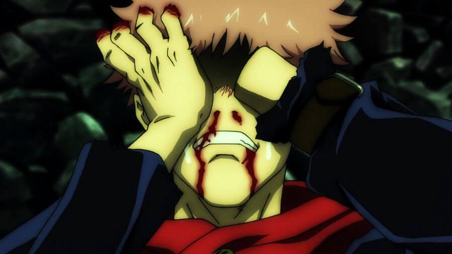 Jujutsu Kaisen o shounen sombrio do ano