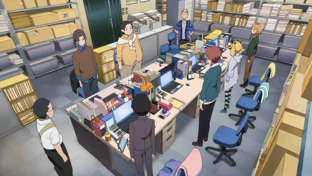 Shirobako - Musashino Animation