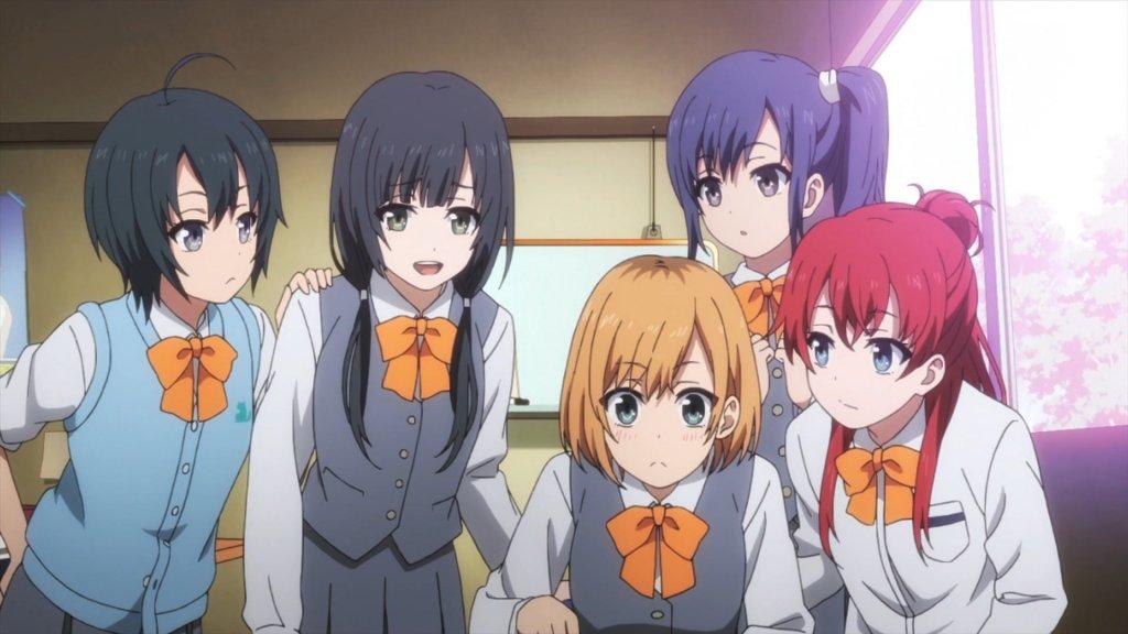 Shirobako - Análise Anime