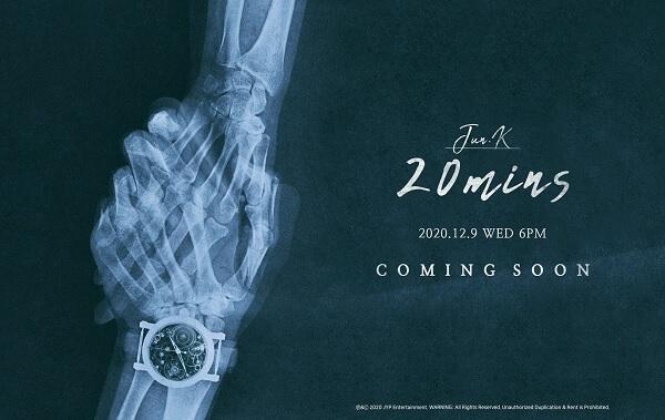 Jun.K dos 2PM anuncia Comeback e lança Teasers