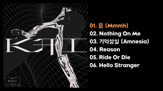 """KAI - The 1st Mini Album"" Análise K-POP"
