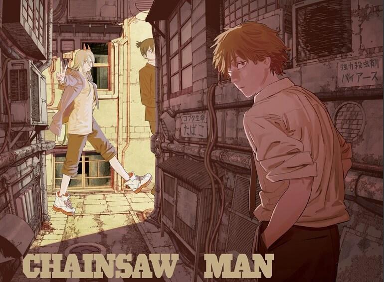 CHAINSAW MAN – MANGA TERMINA NO CAPÍTULO 97?